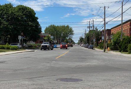 Rue Lindsay : la phase 3 prévue d'ici 2023