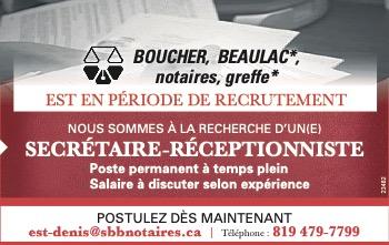 Logo de Secrétaire-Réceptionniste