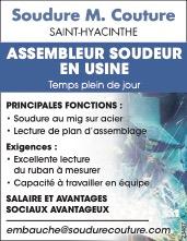 Logo de Assembleur Soudeur