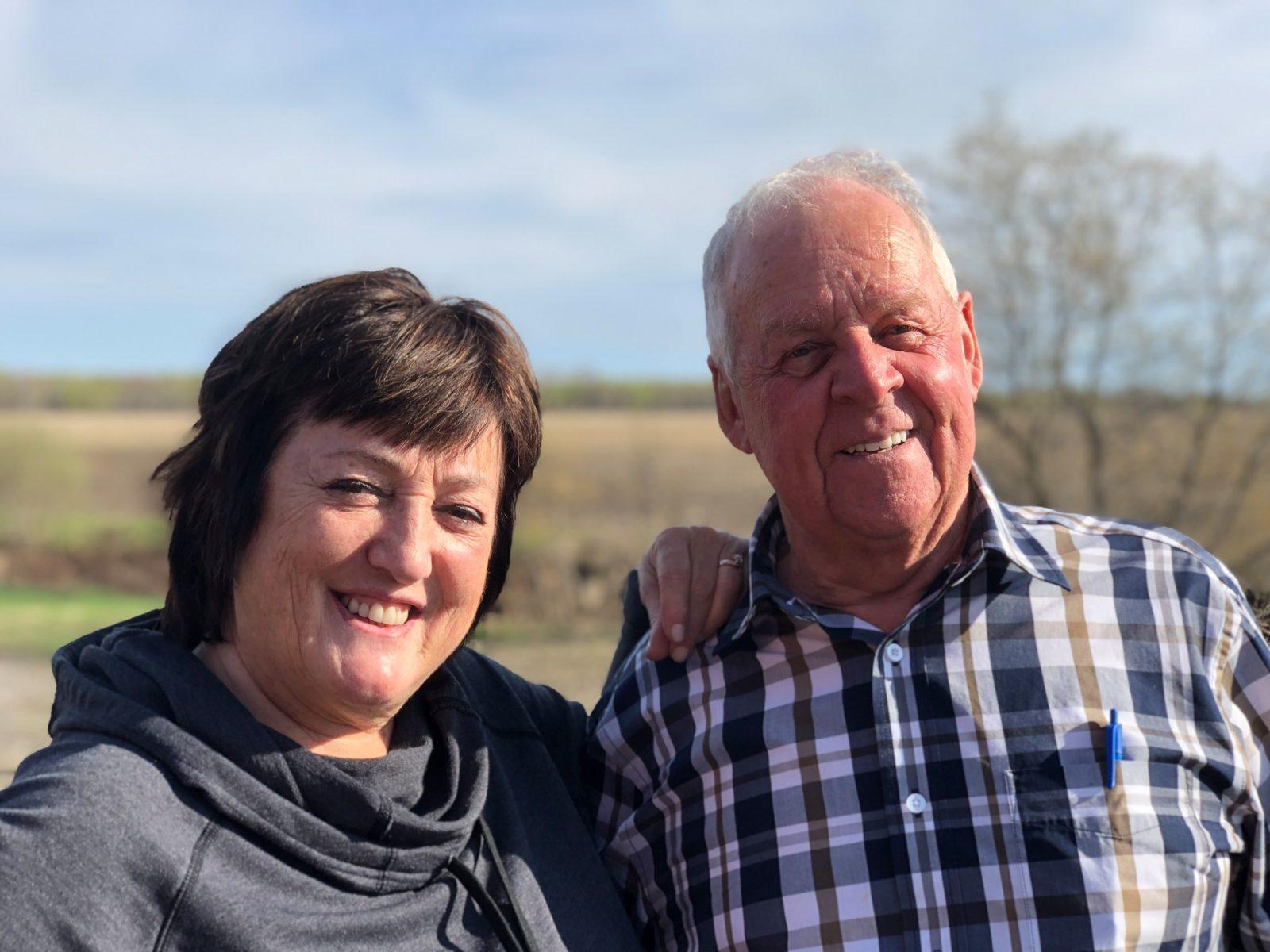 Le mari de la défunte chanteuse country Gisèle Beaudoin rétablit les faits