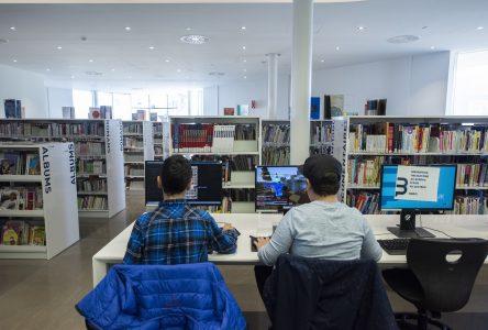 Un intervenant de milieu oeuvrera à la bibliothèque publique