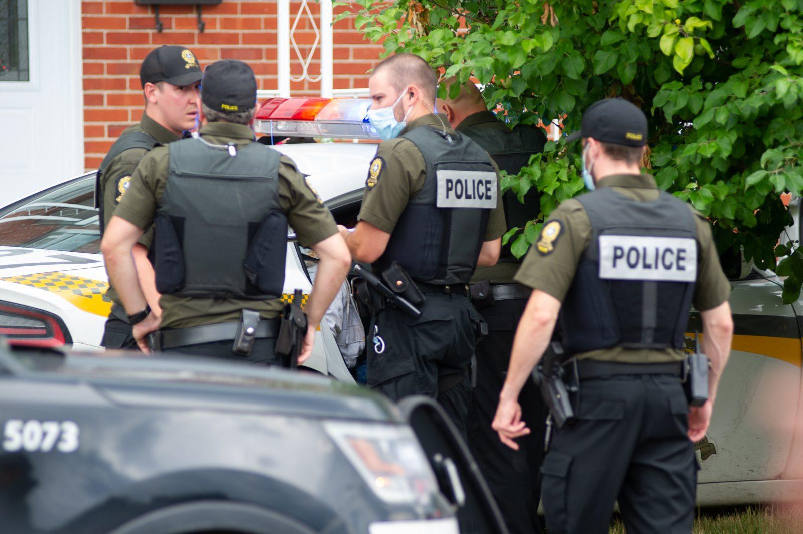 Folle poursuite à Drummondville (mise à jour)