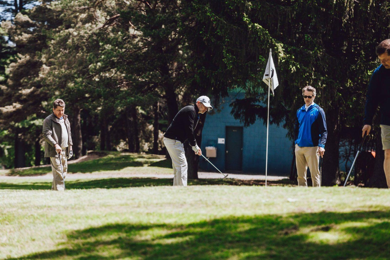 La Classique de golf du Centre Normand-Léveillé a récolté 153 000 $