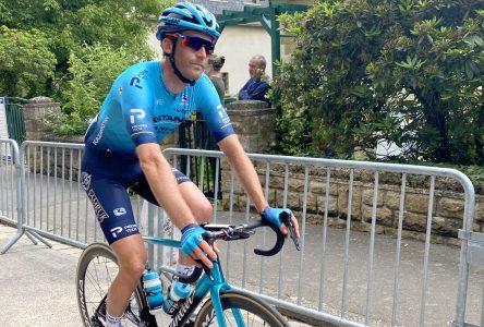 Houle maintient son classement au Tour de France