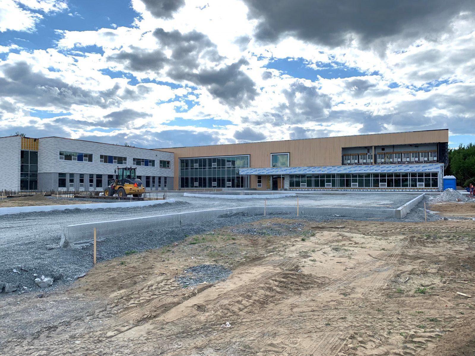 Des chantiers d'envergure s'achèveront cet été dans le milieu scolaire