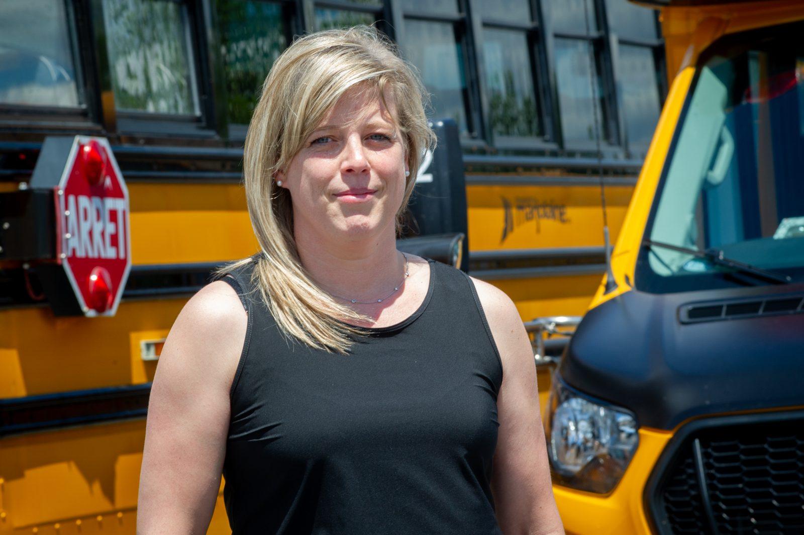 Les transporteurs scolaires inquiets