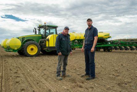 La technologie au service des agriculteurs