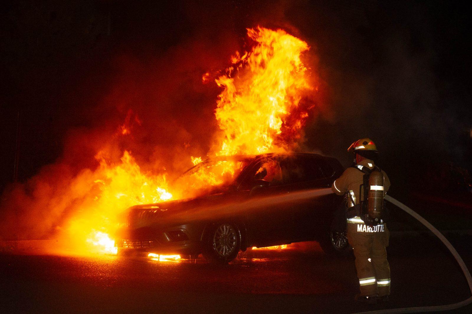Incendie criminel sur la rue de Varsovie (mise à jour)