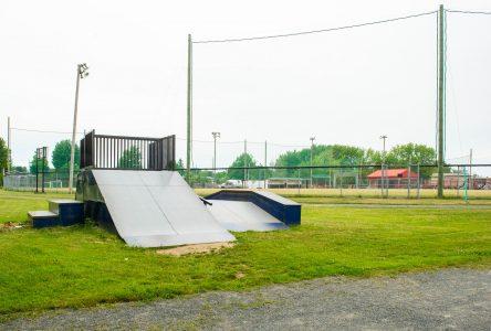 Saint-Germain aura un nouveau skatepark