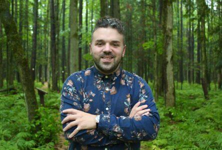 Marc-André Lemire vise un siège de conseiller à Drummondville