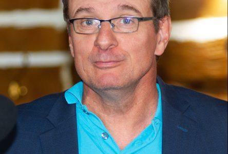Mario Sévigny souhaite voir disparaître la piste cyclable sur Jean-de Brébeuf