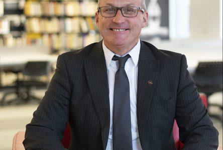 Renouvellement de mandat pour le directeur des études du Cégep de Drummondville