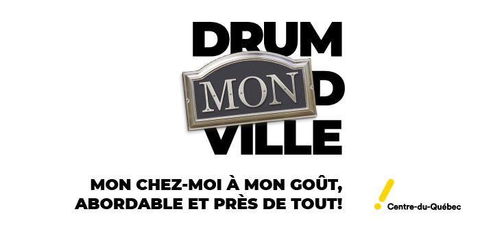 La campagne Mon Drummondville attire l'attention de l'ACMQ