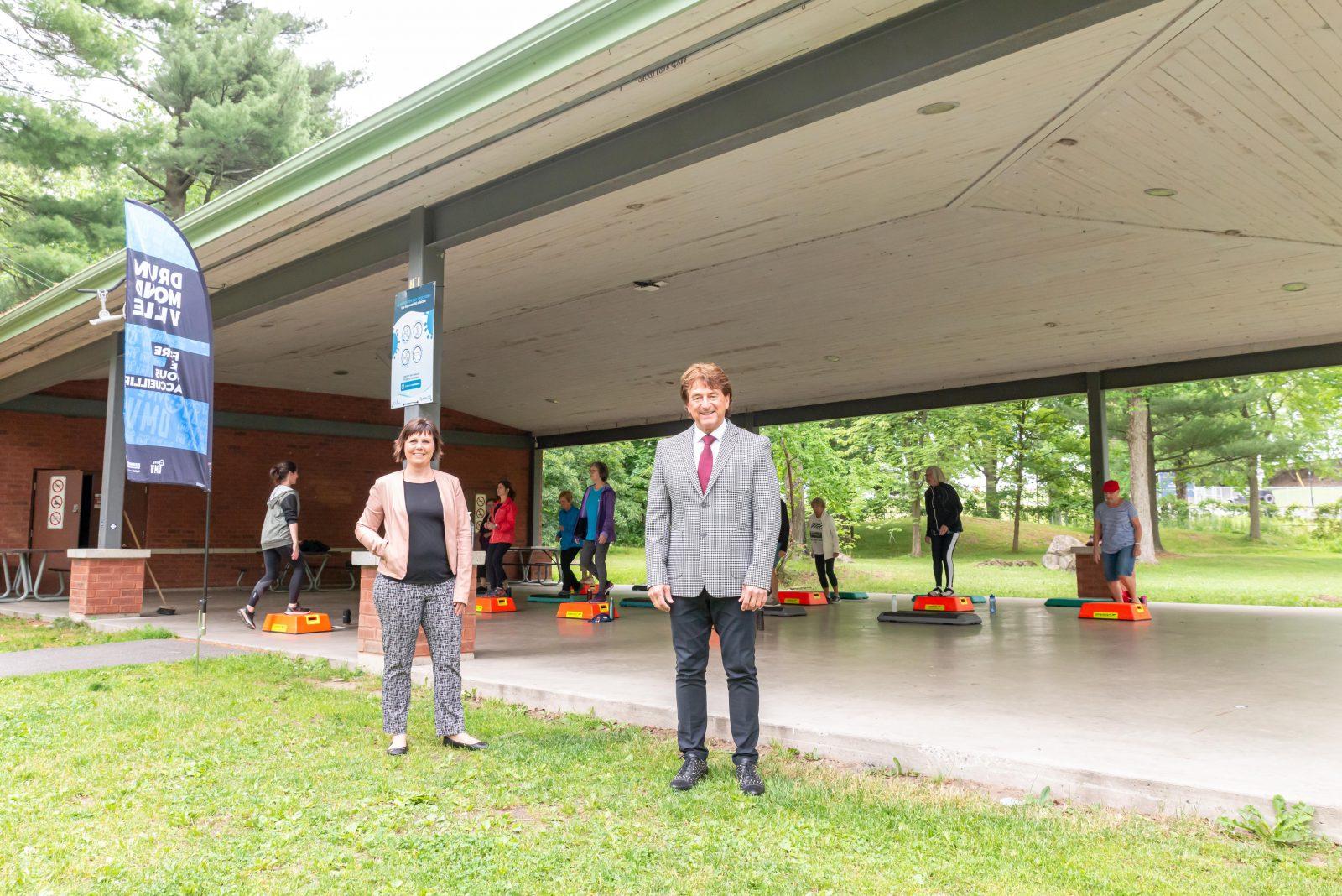 La Ville de Drummondville met à jour sa politique municipale des aînés