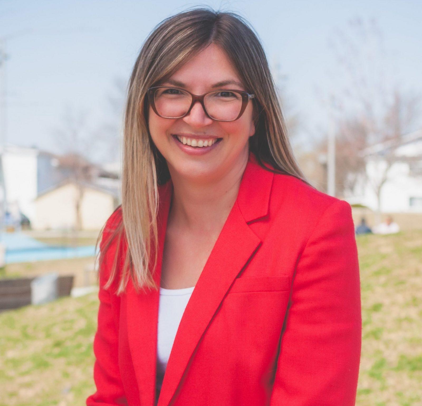 Sarah Saint-Cyr Lanoie se présentera dans le district 5