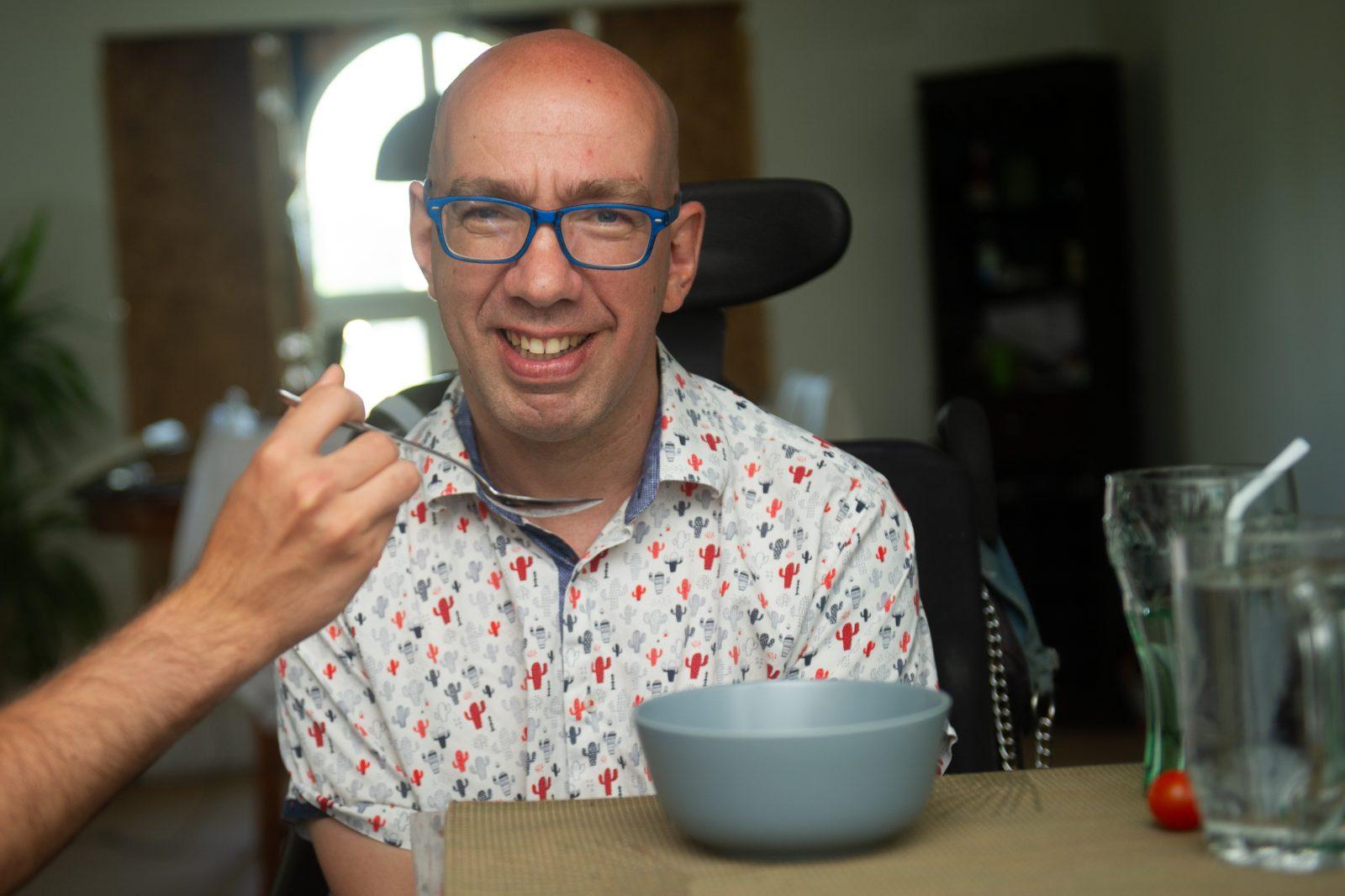 Soins à domicile : Sébastien Lepage mène un combat pour tous les bénéficiaires