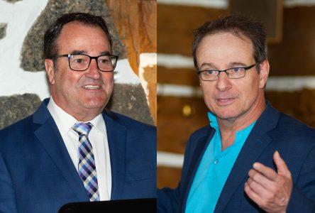 Serge Beaulieu et Mario Sévigny veulent devenir conseillers municipaux