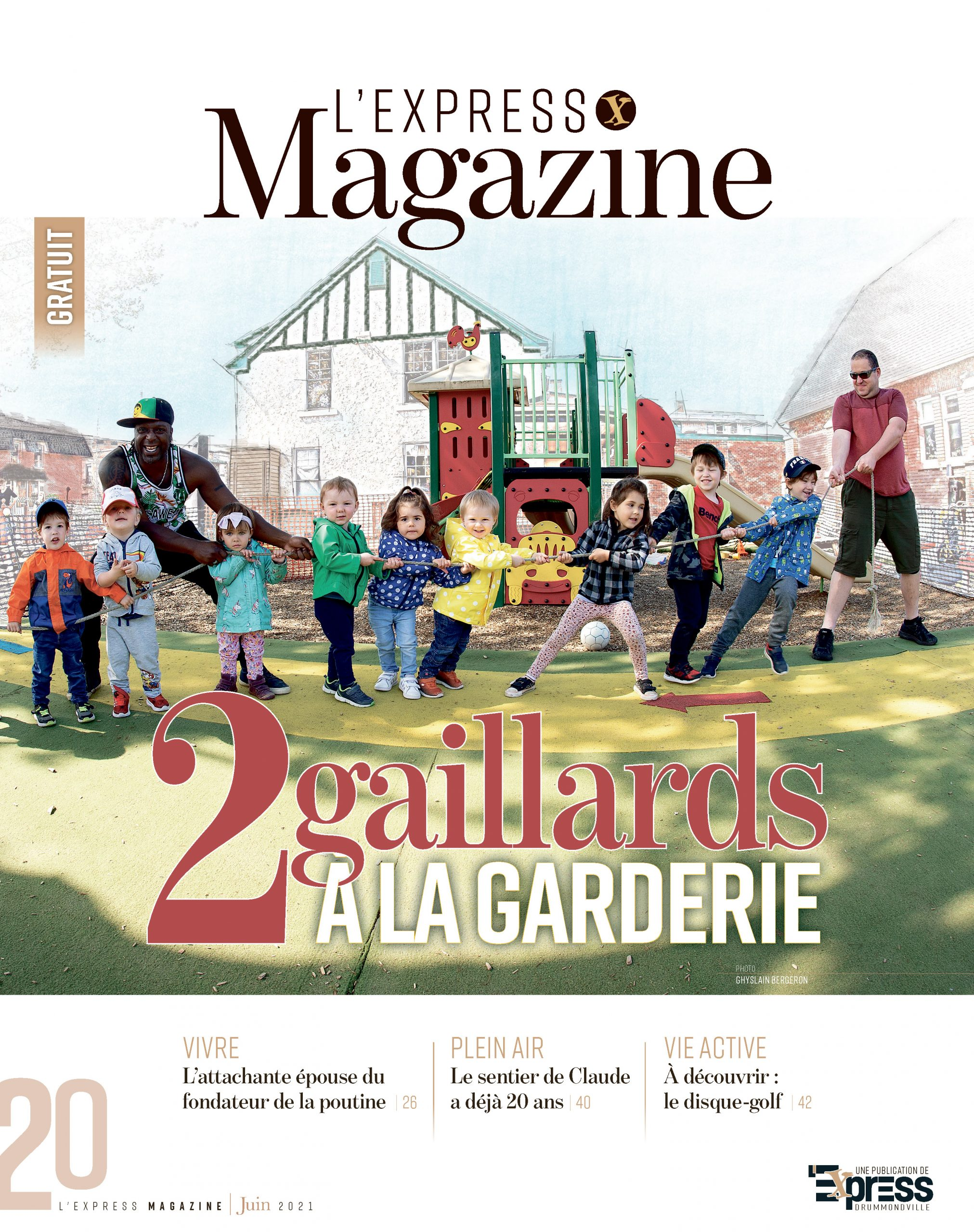 Magazine 4 juin 2021