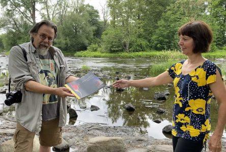 Jean Lauzon lance un nouvel ouvrage sur la faune et la flore