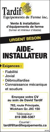 Logo de Aide-installateur
