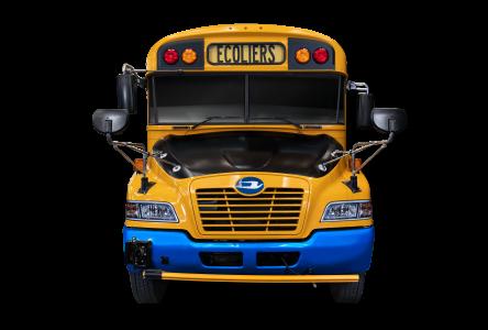 Girardin micro bird autobus électrique