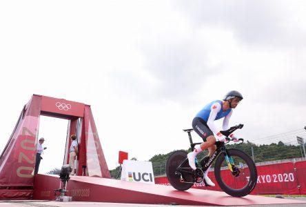Hugo Houle 13e aux Olympiques : «J'ai tout donné»