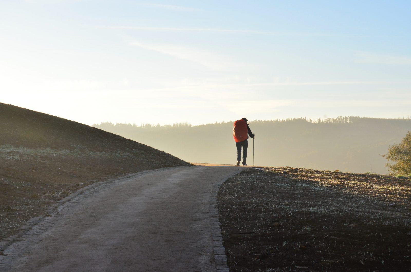 Une Grande Marche jusqu'au chemin de Compostelle