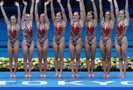 Les Canadiennes 6es: «On est vraiment fières»
