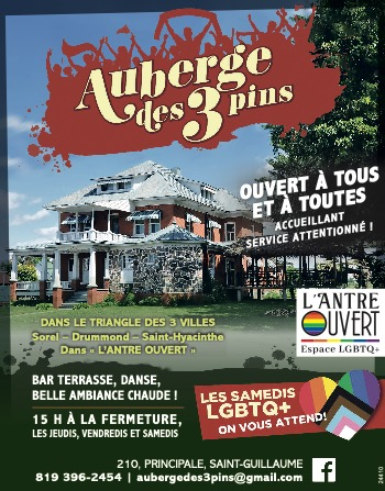 Logo de Auberge