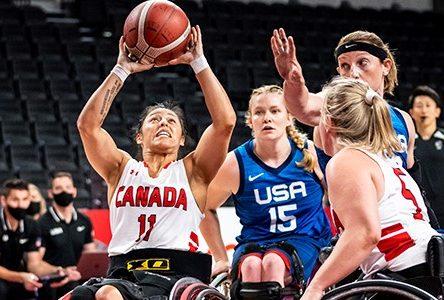 Les Canadiennes exclues de la ronde des médailles