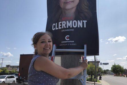 Déclenchement des élections : Nathalie Clermont préoccupée