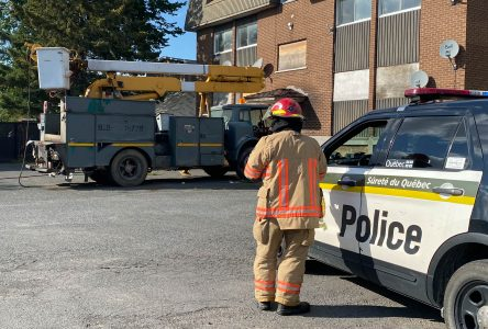 Un troisième incendie suspect à Drummondville