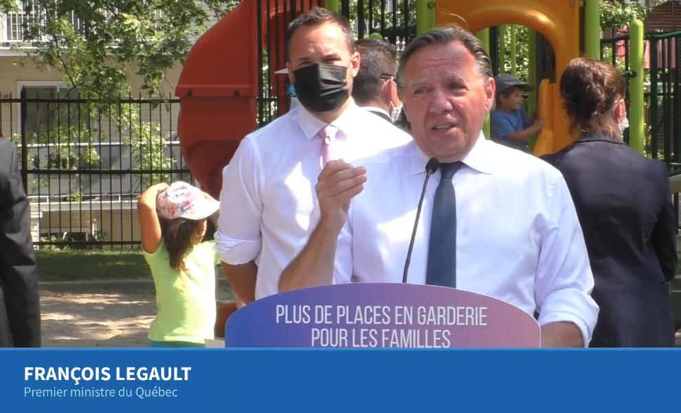 Québec confirme la mise en place d'un passeport vaccinal
