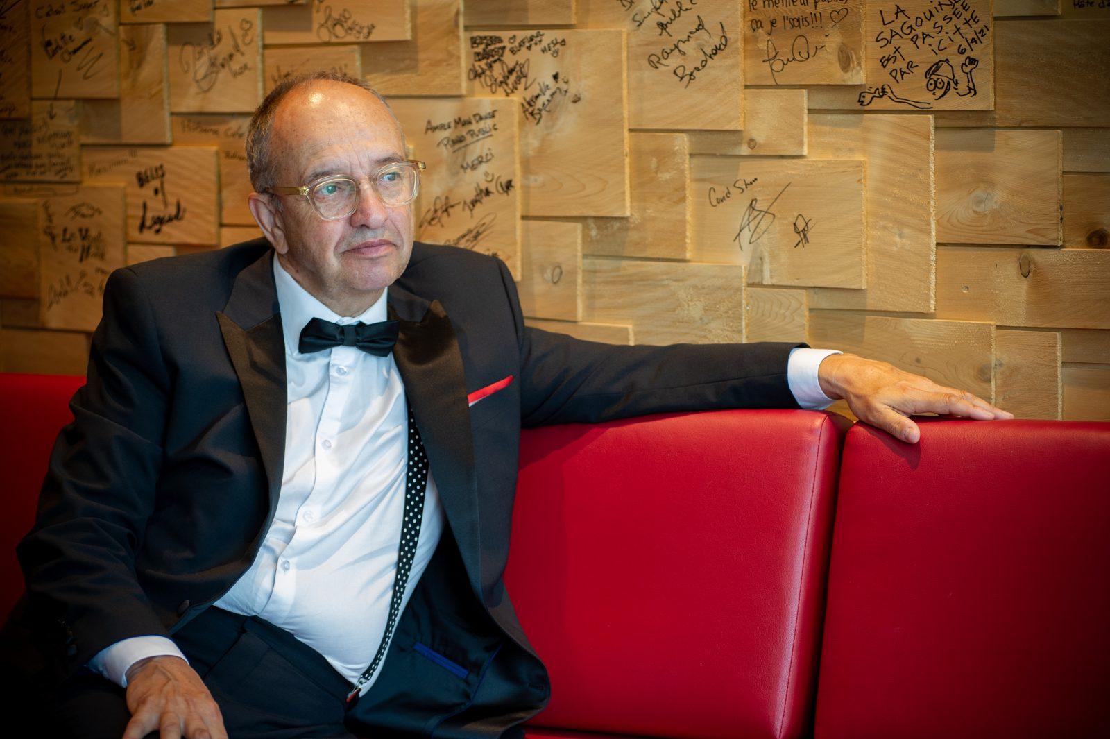 Marcel Leboeuf, l'épatant