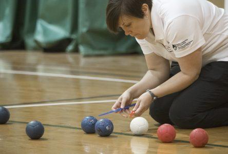 Marie Hébert arbitrera la boccia aux Jeux paralympiques