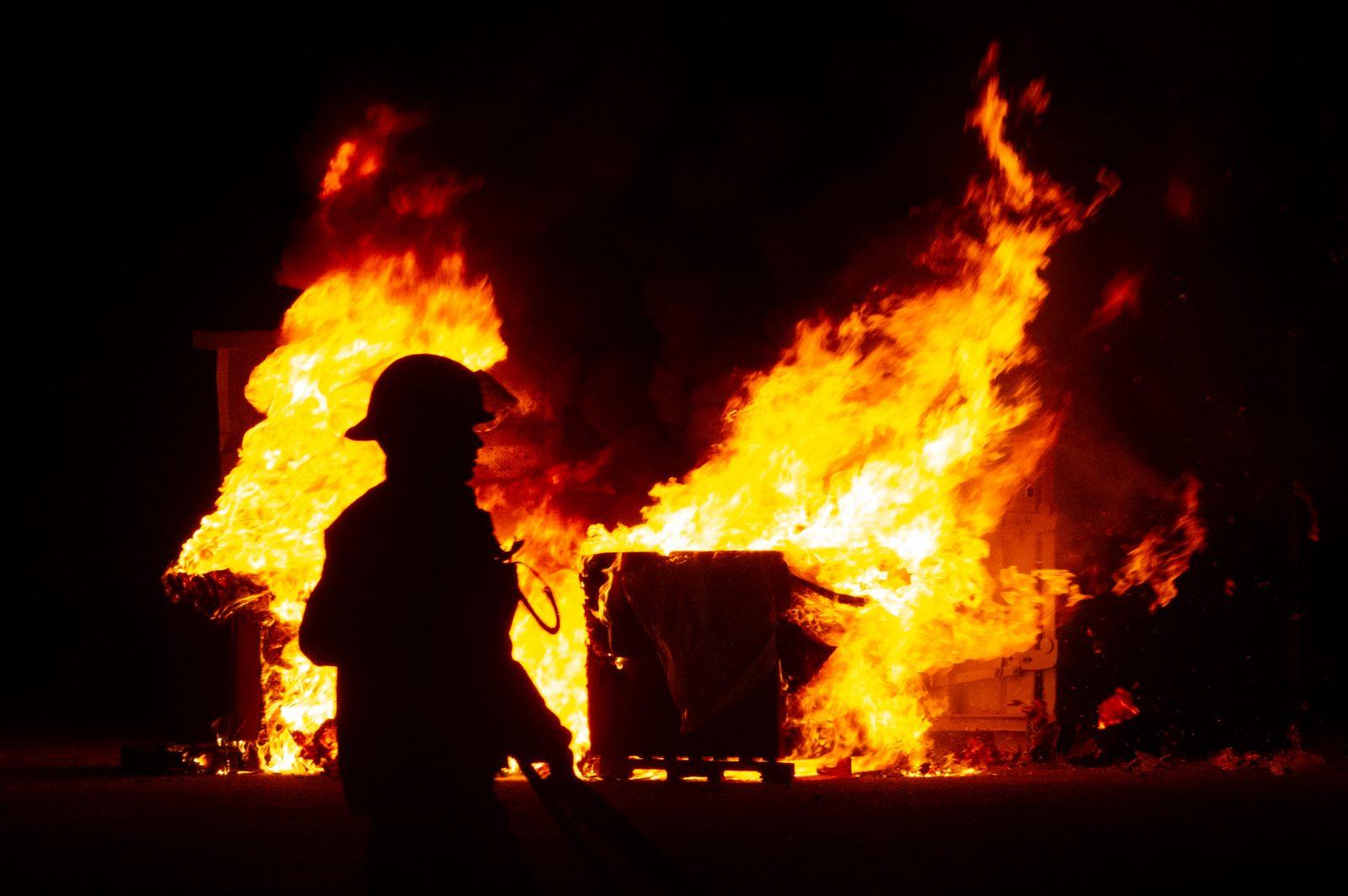 Soirée occupée pour les pompiers de Drummondville (photos et vidéo)
