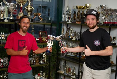 Deux amis relancent Trophée et gravure Drummond