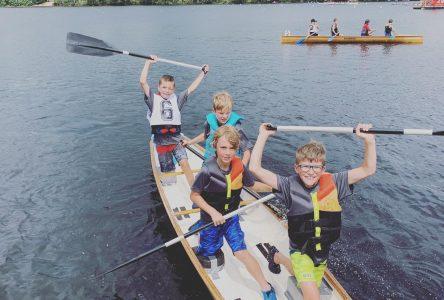 L'émergence du club de canoë-kayak de Drummondville
