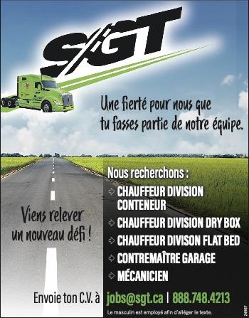 Logo de Chauffeur / Mécanicien / Contremaître