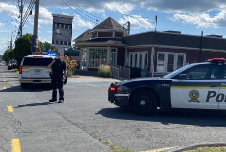 Une fausse alerte à la bombe sème l'émoi sur le boulevard Lemire