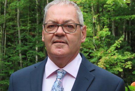 Le conseiller Richard Kirouac veut devenir maire de Saint-Edmond