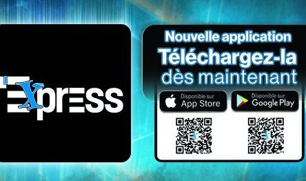 L'Express lance son application mobile
