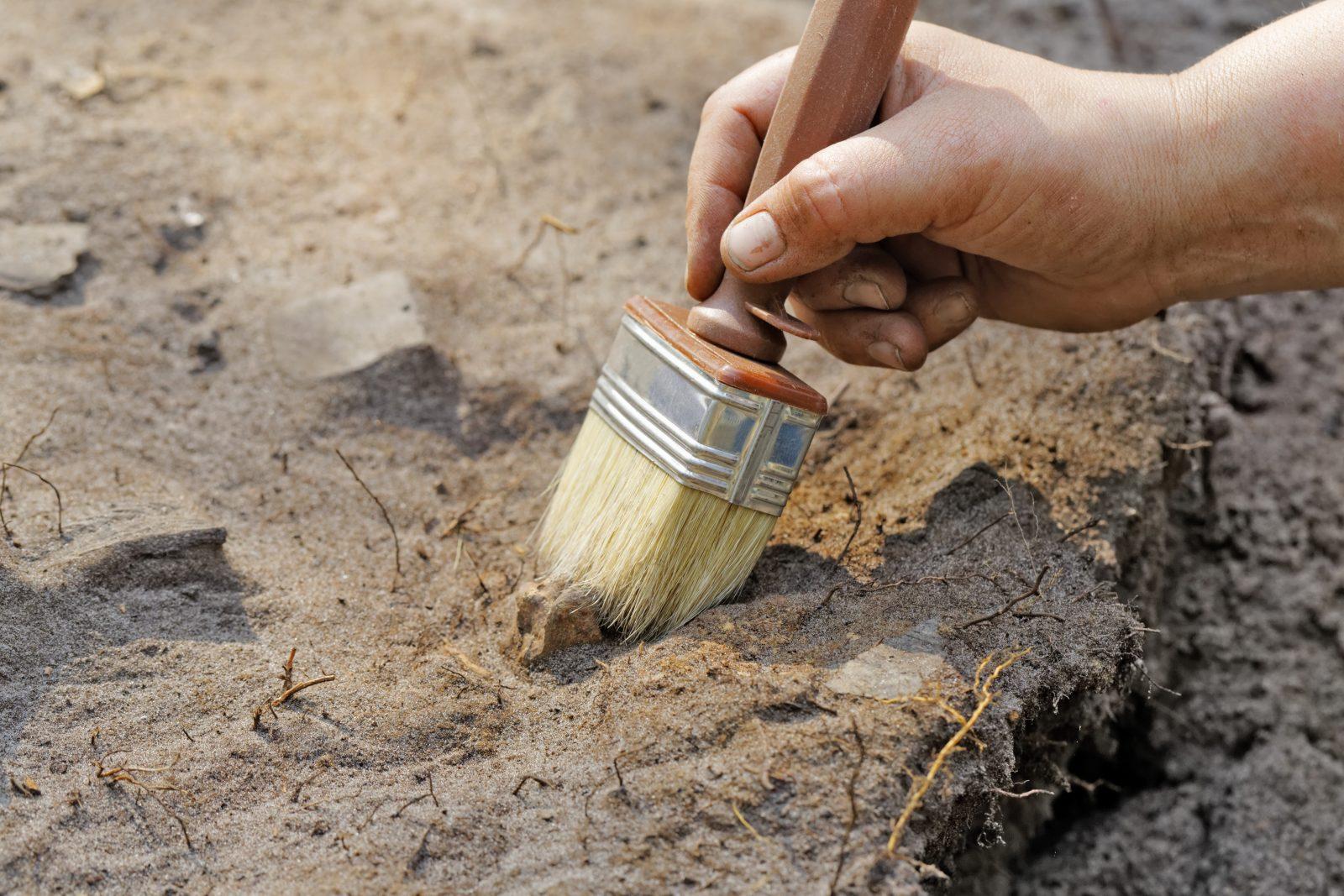 Des fouilles archéologiques menées sur le stationnement de la place d'Armes