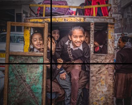 Trois artistes de renom exposeront au Musée de la photographie