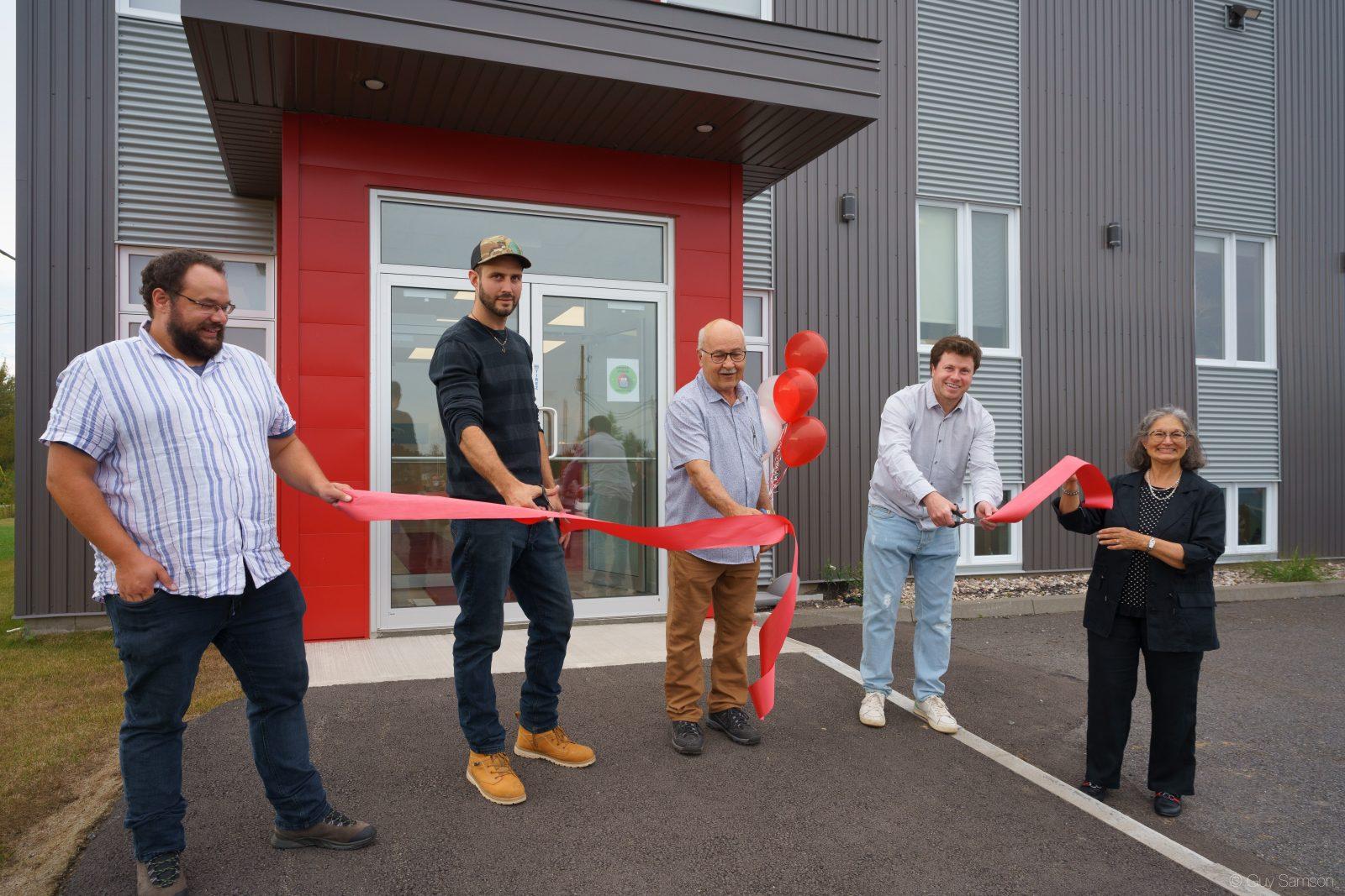 L'APCQ inaugure ses nouveaux locaux