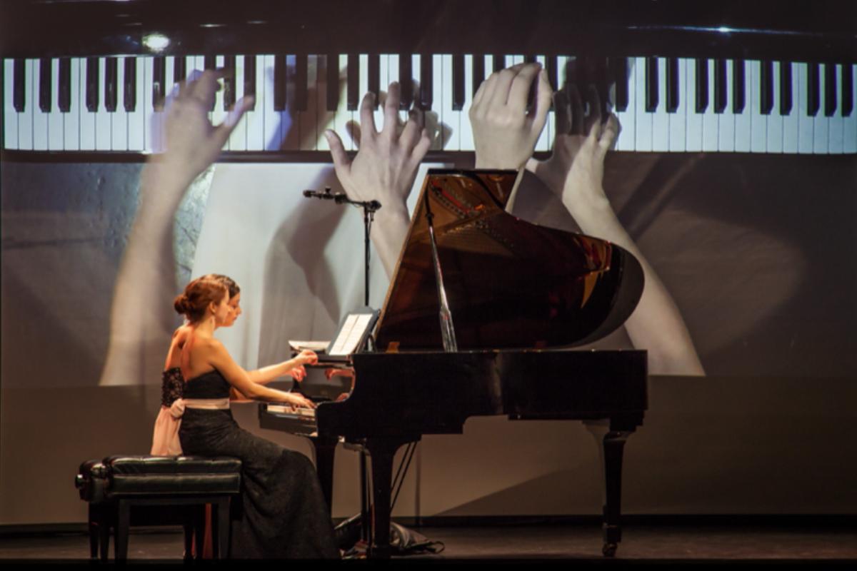 Un concert de piano à quatre mains à Saint-Bonaventure