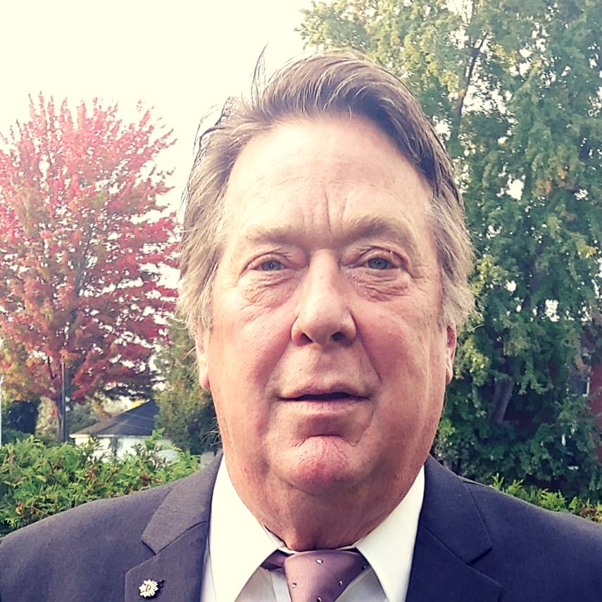 Jacques Lampron se présente à la mairie de Sainte-Brigitte