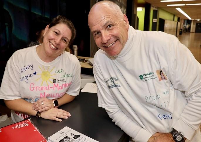 Polycourons: s'unir pour vaincre le cancer
