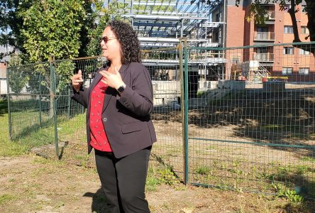 Stéphanie Lacoste s'engage en faveur du logement social