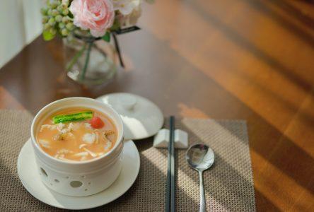 Manger de la soupe fait grandir? Ça dépend